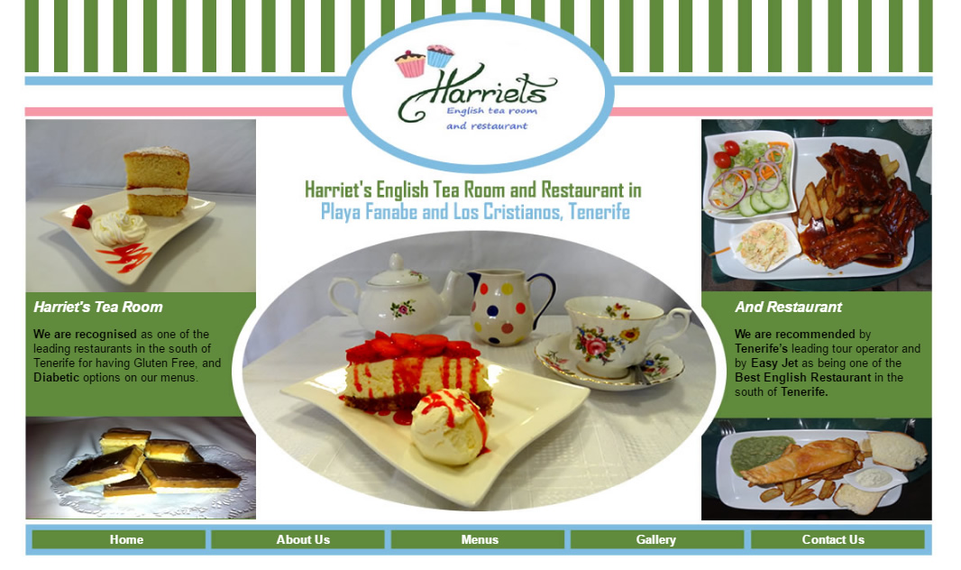 Harrietts Tea Rooms